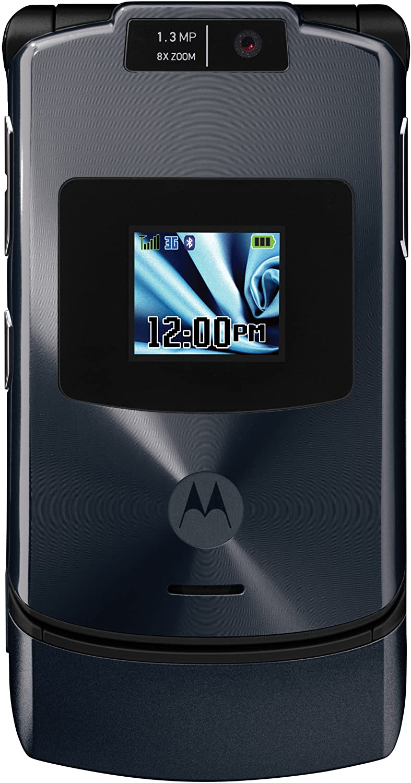 Motorola RAZR V3xx Black