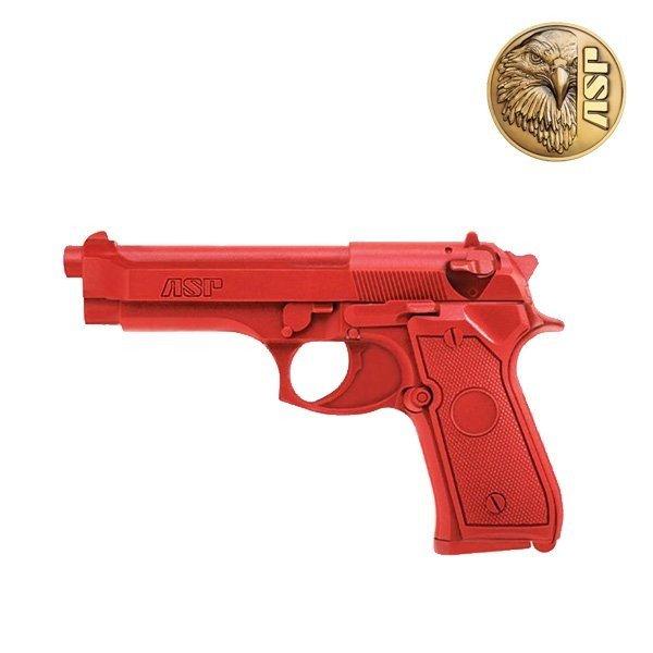 PISTOLET RED GUN BERETTA 92 F