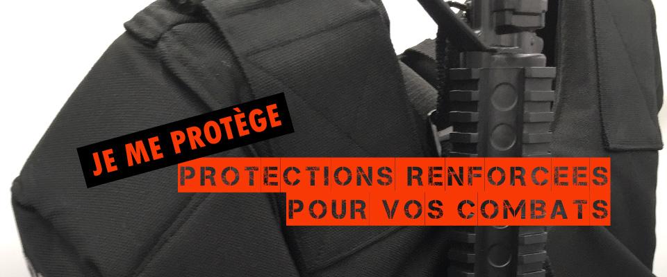Protections pour les arts de combats exigeants !