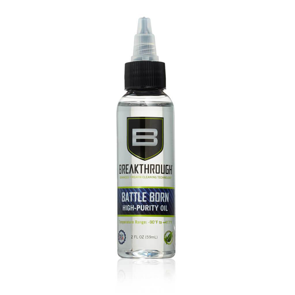 HUILE LUBRIFIANT BATTLE BORN 177 ML