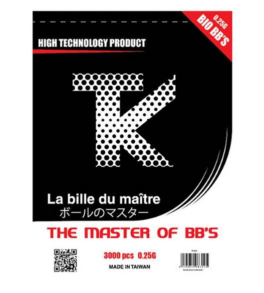 3000 Billes TK BIO 0.25g sachet