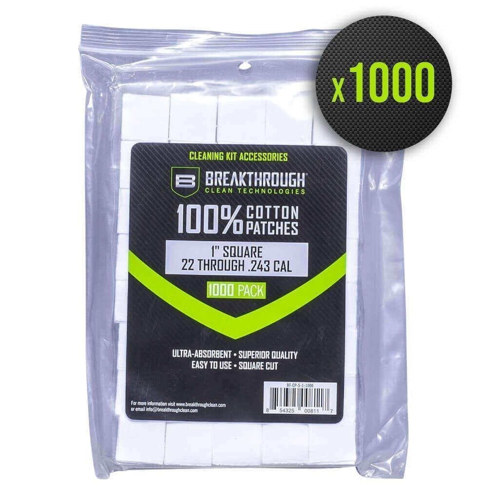PATCH NETTOYAGE ARMES 2,5x2,5
