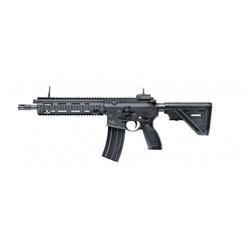 HK 416 BLACK GAZ 1,0 J