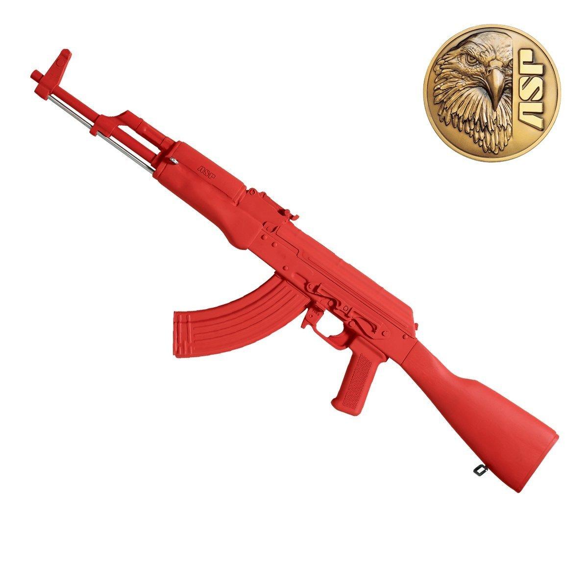 FUSIL D\'ASSAUT AK 47 RED GUN
