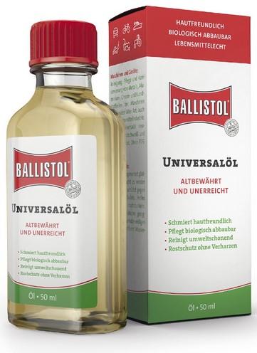 HUILE BALLISTOL 50ML