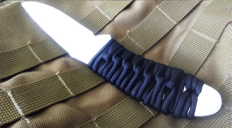 Couteau aluminium KALIWA