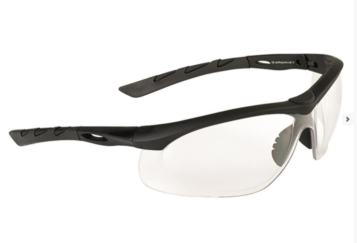 LUNETTES TACTIQUES SWISS EYE® LANCER CLEAR