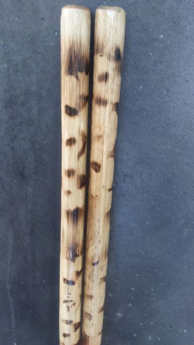 Bâton de KALI en rotin KAMAY