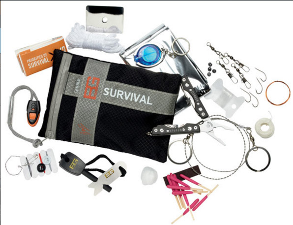 KIT DE SURVIE ULTIMATE KIT BEAR GRYLLS