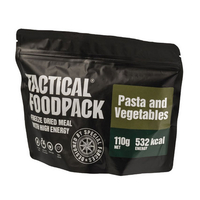 RATIONS TACTICAL FOODPACK PATES et LEGUMES