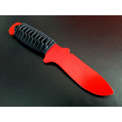 couteau-drop-knife-rouge
