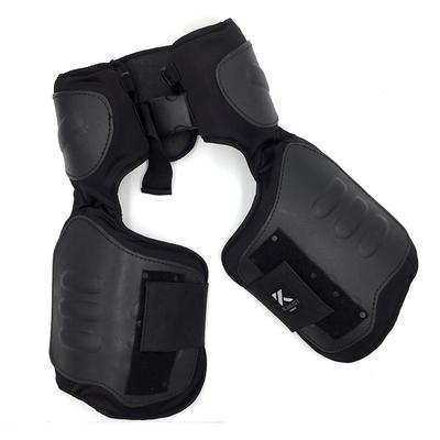 protege-cuisses à plaques