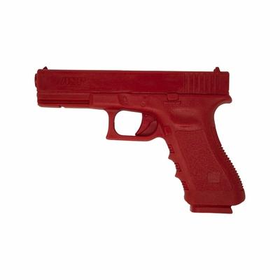 glock 17 red gun