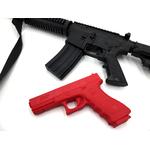 fusil assaut red gun krav-maga