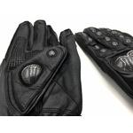 gants carbone courts
