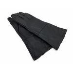 gants escrime cuir souple