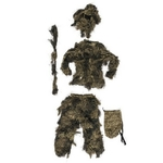 ghillie camouflage