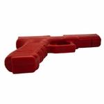 glock 17 factice  red gun