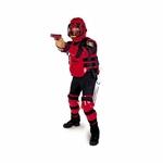 redman tenue
