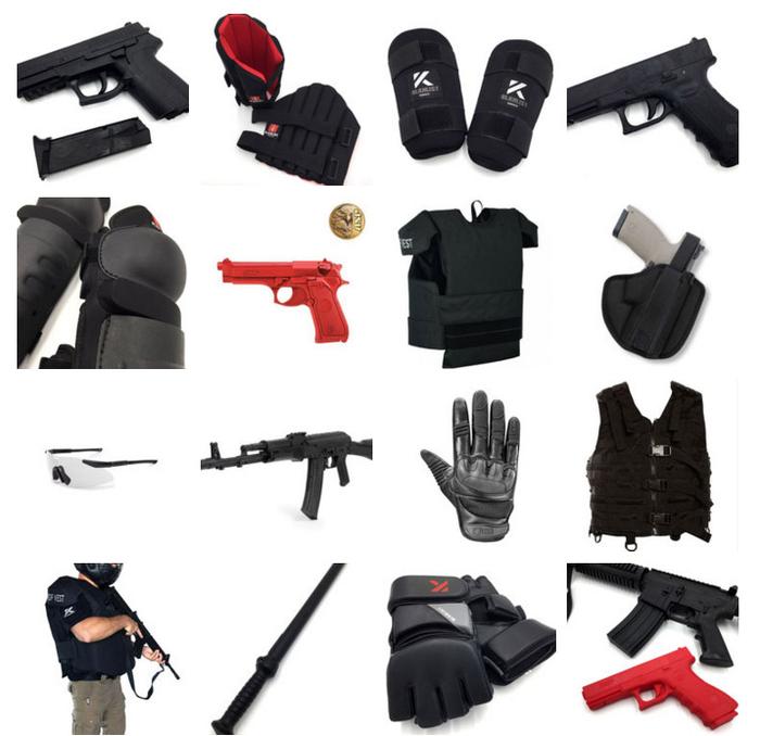 materiels police municipale