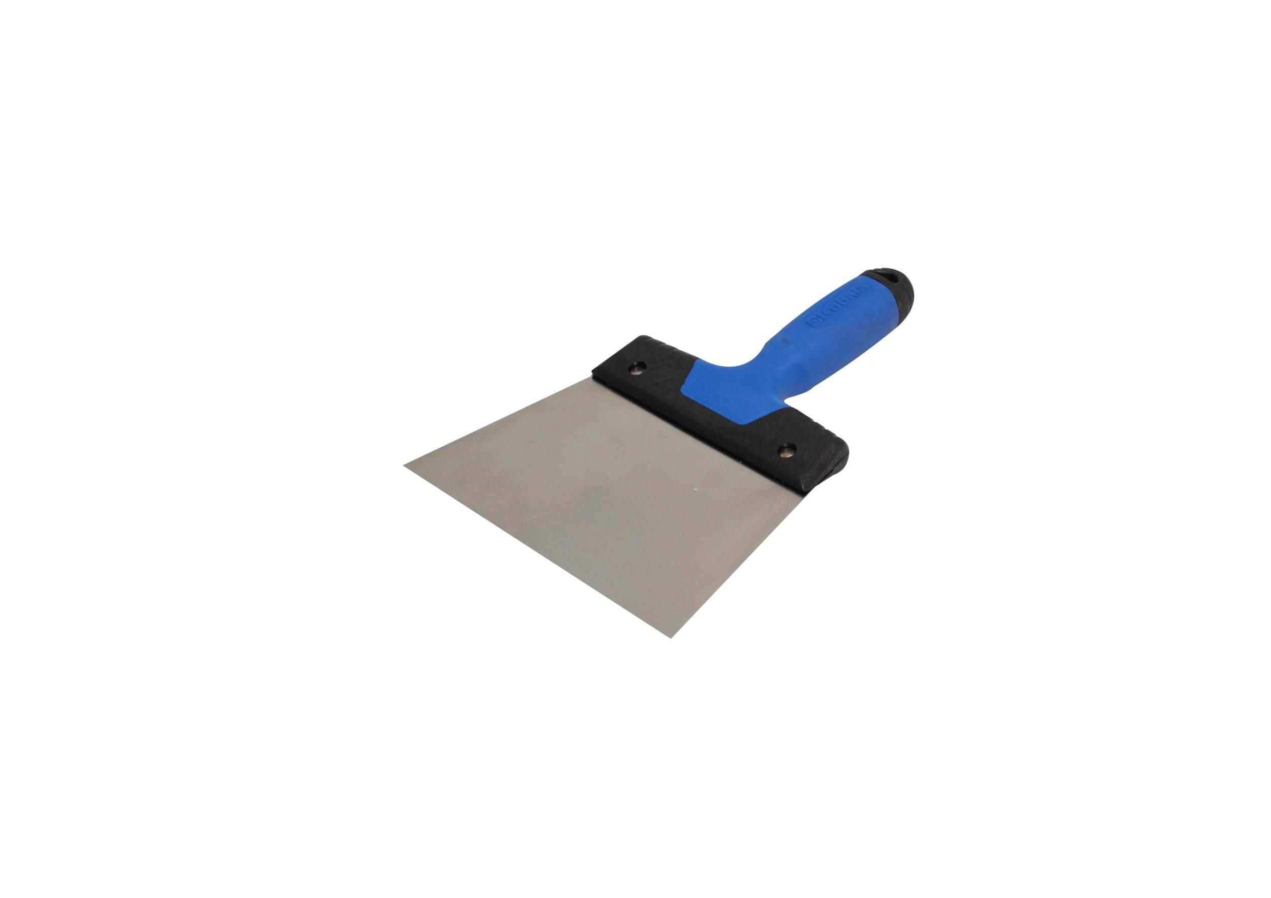 Couteau-spatule à enduire 120 mm inox G-7