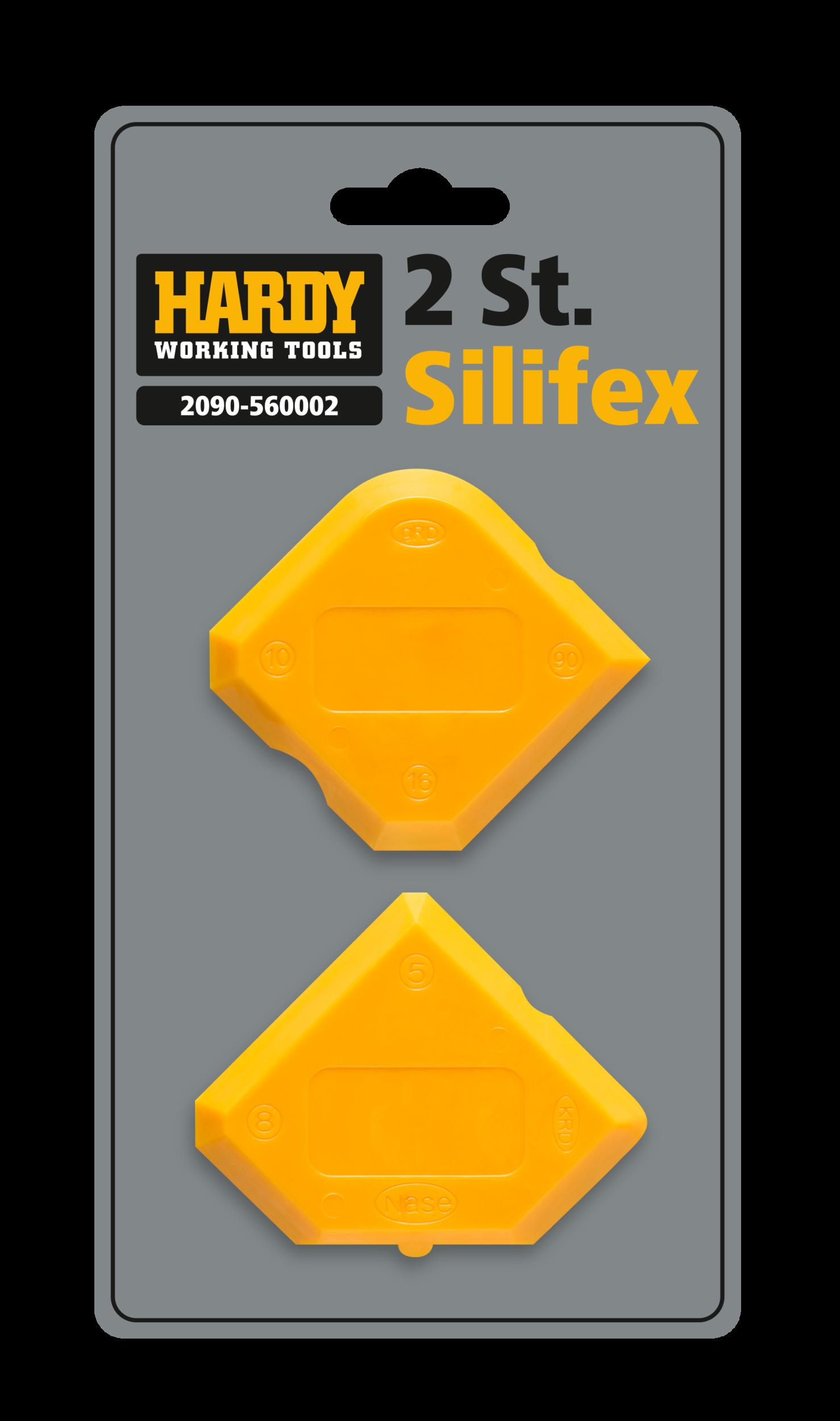 Kit a silicone/mastic 2 pces