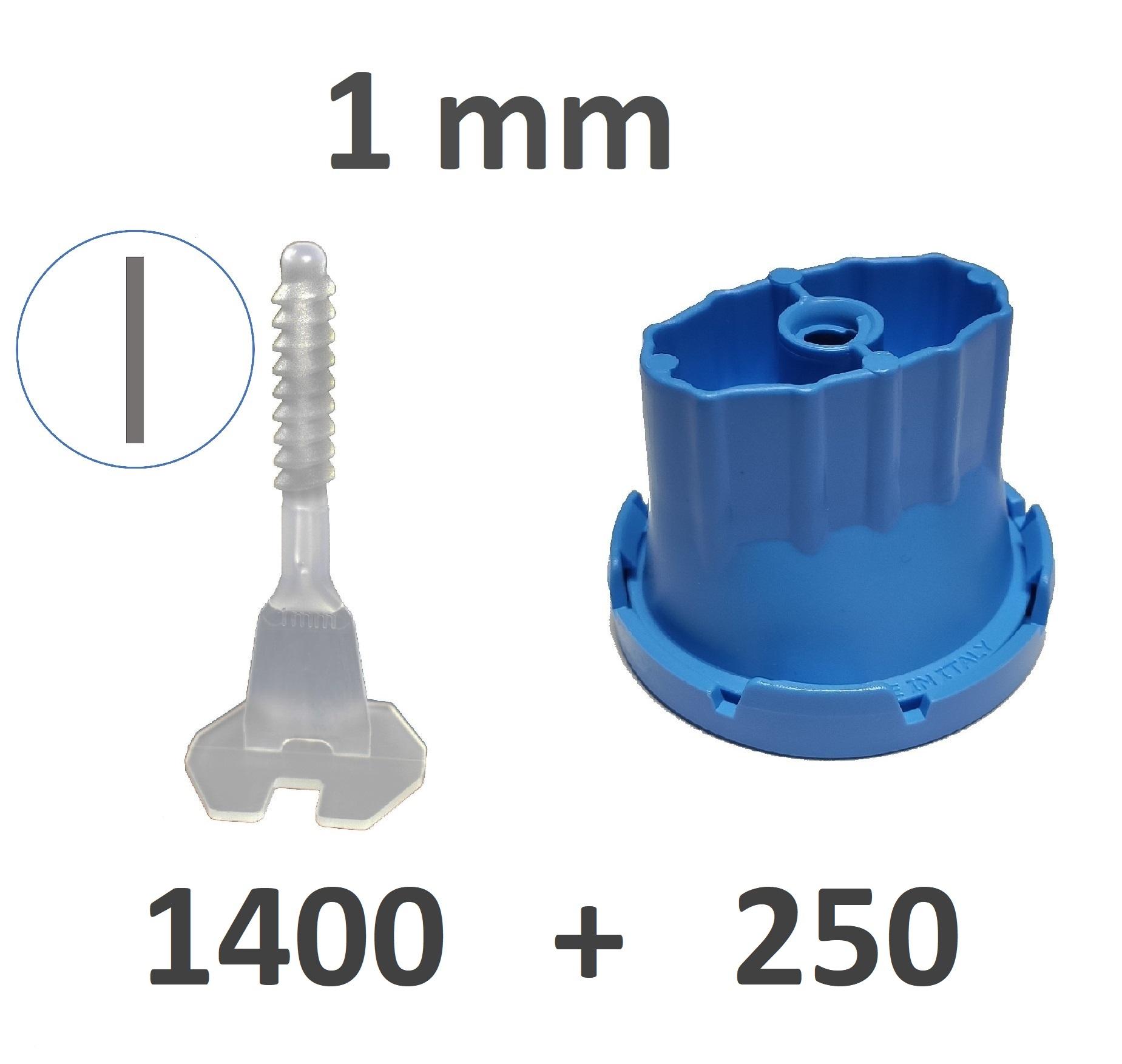 Kit 1mm avec nouveau sabots 1400_250