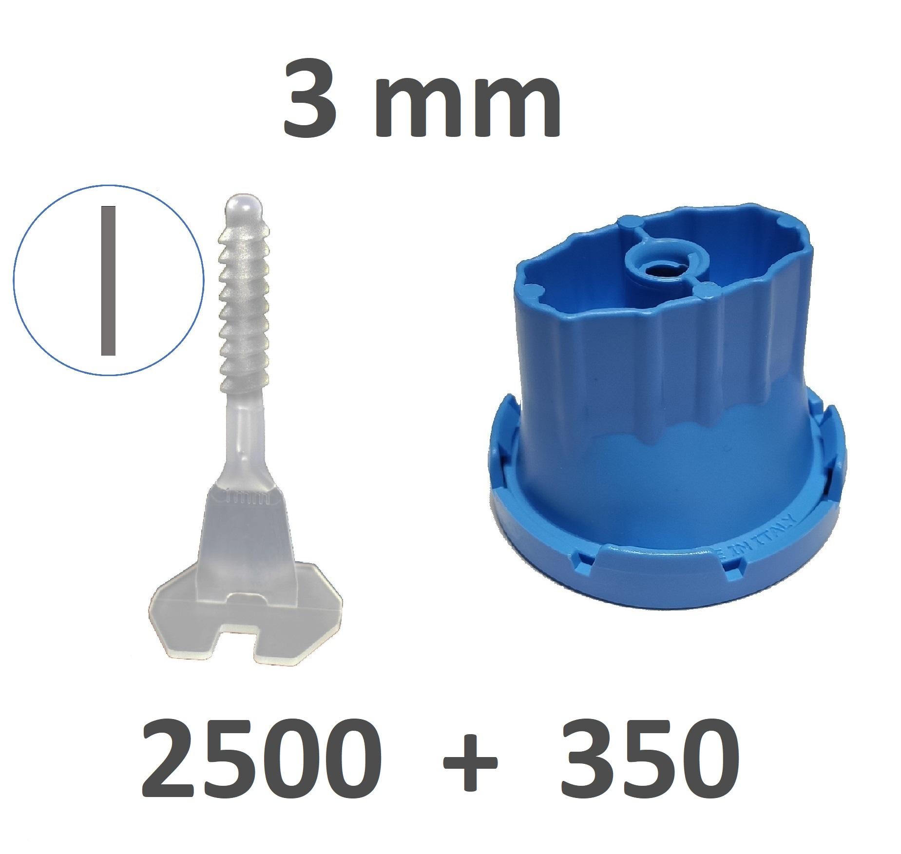 Kit 3mm avec nouveau sabots 2500_350