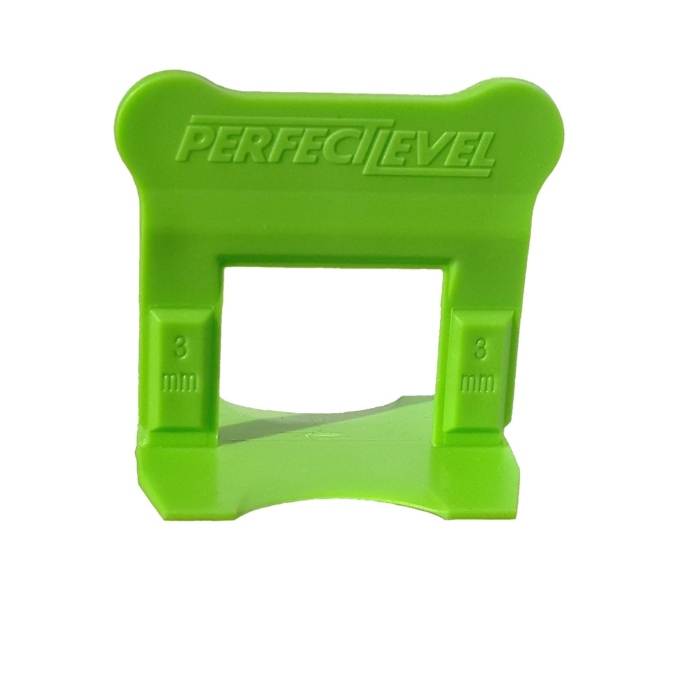 100 clips (bases) 3 mm Perfect Level Pro