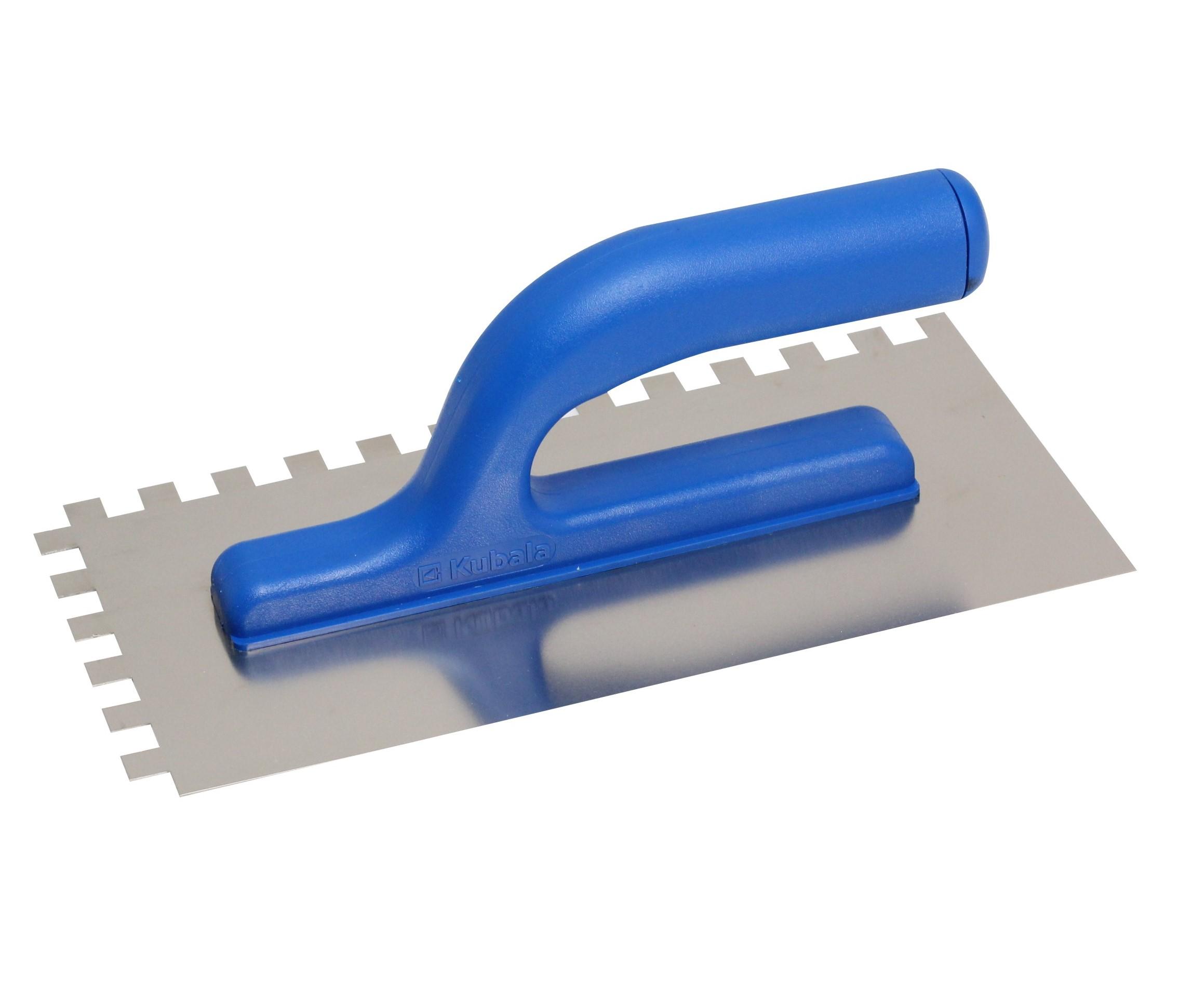 Platoir inox denture carrée