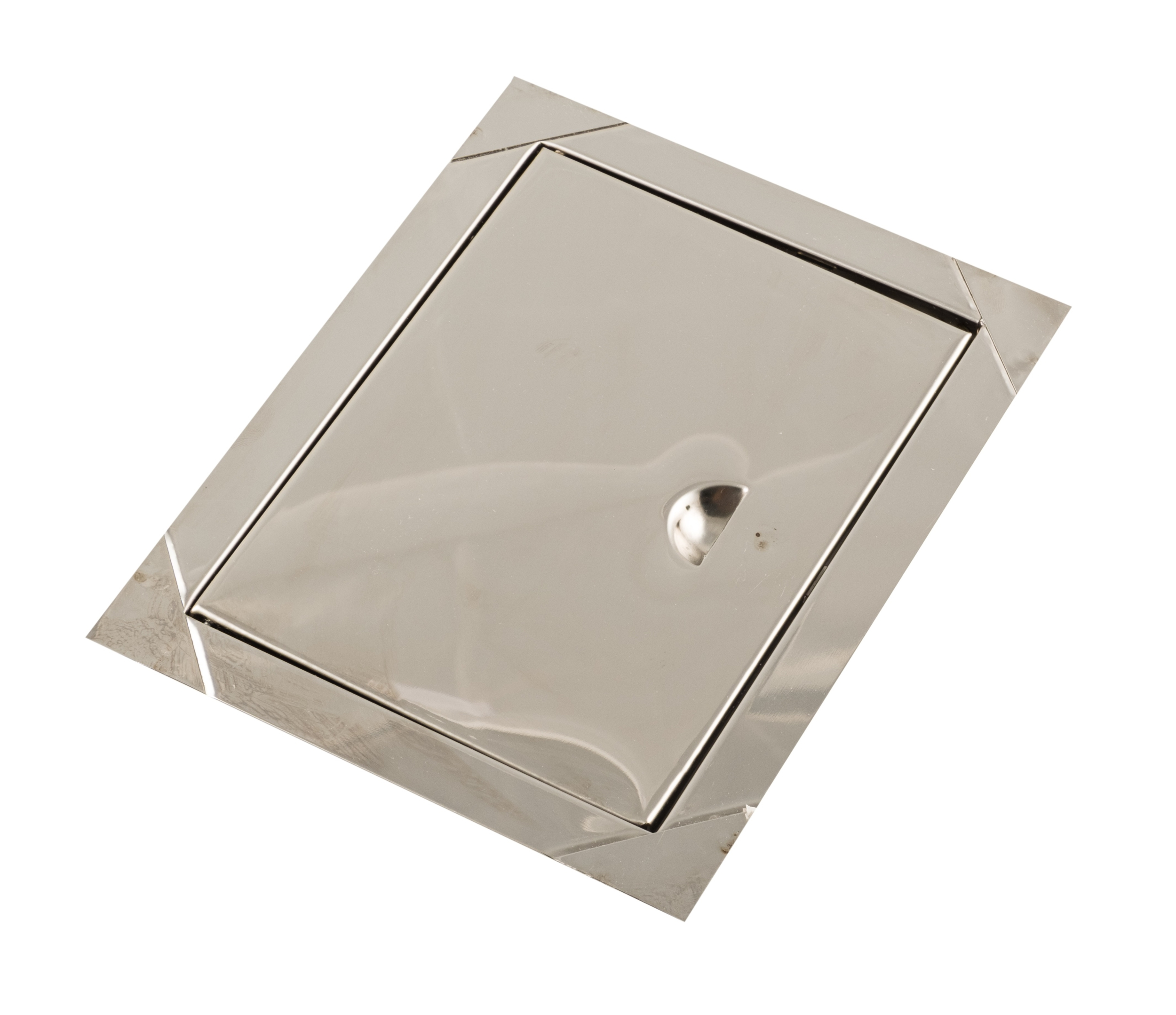 Trappe de visite inox 14,5x19,5cm