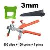 3mm kit 7719 300-100-1