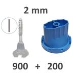 Kit 2mm avec nouveau sabots 900_200