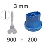 Kit 3mm avec nouveau sabots 900_200