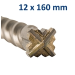 K2204-612160 foret croix 12x160mm 2