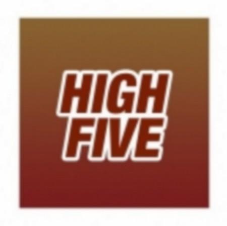 HIGH FIVE GOOD LIFE VAPOR