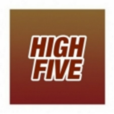 HIGH FIVE GOOD LIFE VAPOR