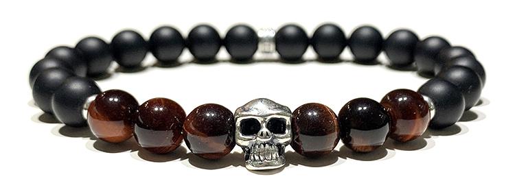 Skull Taureau 8mm