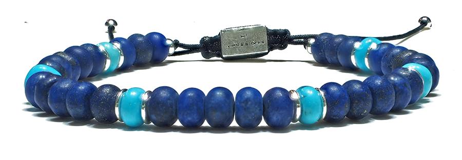 Lapis Lazuli & Turquoise Kingman