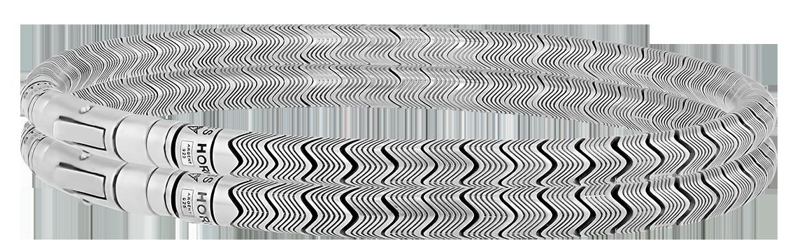 Bracelet Homme en Argent - Flex Illusion 4mm