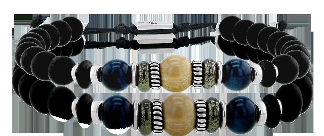 Bracelet Ivoire de Mammouth - Solo Unie