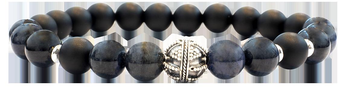 Ball Dumortierite 8mm