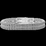 Bracelet-Homme-Argent-Flex-Illusion-5mm