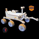 MAQUETTE EN BOIS CURIOSITY PLANETE MARS PULPE DE BOIS FABRICATION FRANCAISE 7