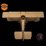 maquette avion biplan FABRICATION ARTISANALE 5
