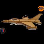 MAQUETTE EN BOIS AVION JET FIGHTER Northrop F-5 FABRICATION ARTISANALE FRANCAISE