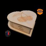 boite coeur cerise cerises saint-valentin fabriqué en france 4
