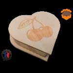 boite coeur cerise cerises saint-valentin fabriqué en france 8