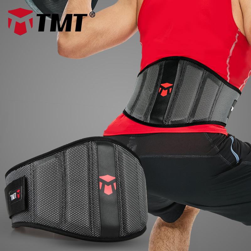 haltérophilie ceinture de soutien de taille attelle de Fitness Gym Power lifting lombaire Protection dorsale pour femmes hommes Sport sécurité réglable