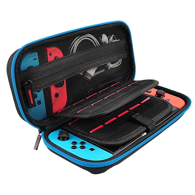 étui sacoche pour Nintendo Switch Console  Accessoires Nintendo Switch housse durable